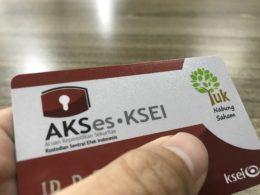 KSEI card