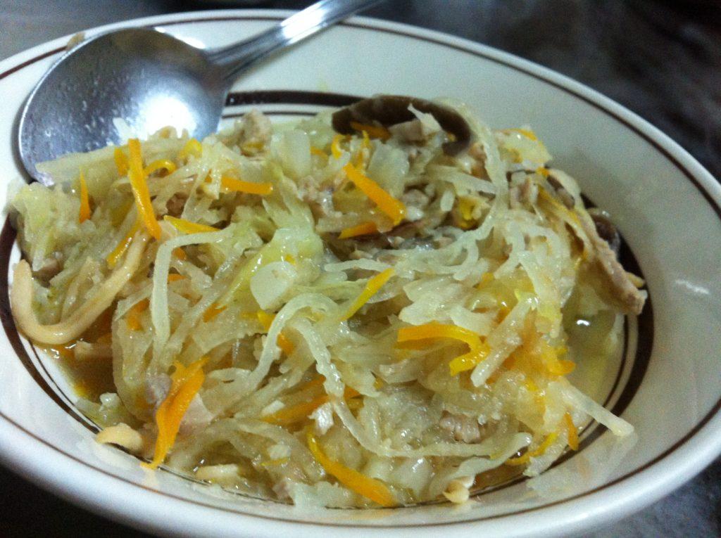 Jiu Hu Char (魷魚炒)