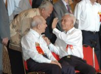 Para tetua warga Tionghoa Samarinda.