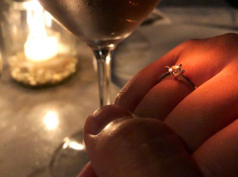 Lamaran pribadi, tahap sebelum menikah.